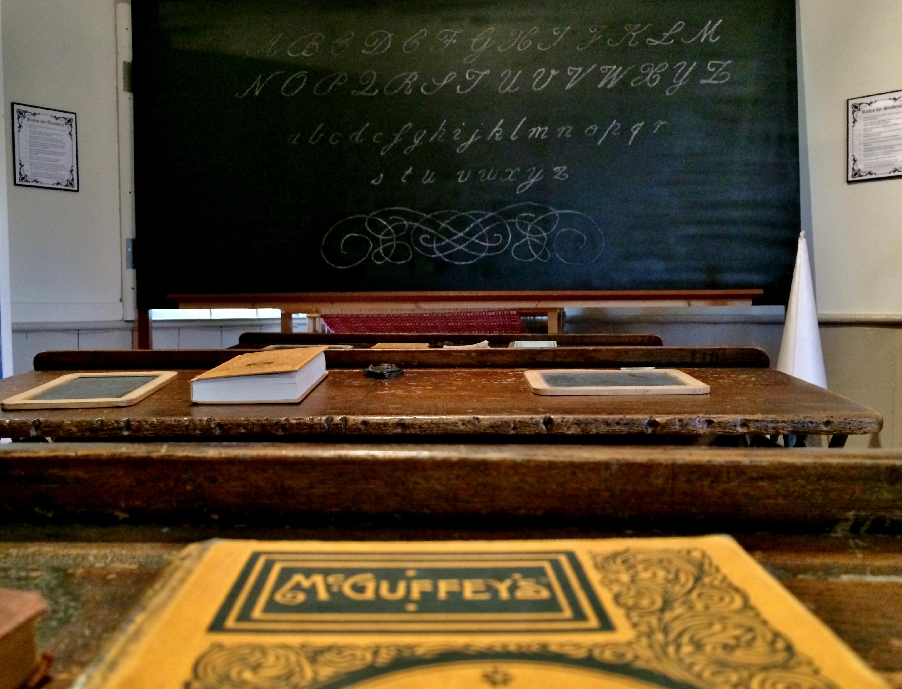 G. Moses Schoolhouse Bennington Museum (3)