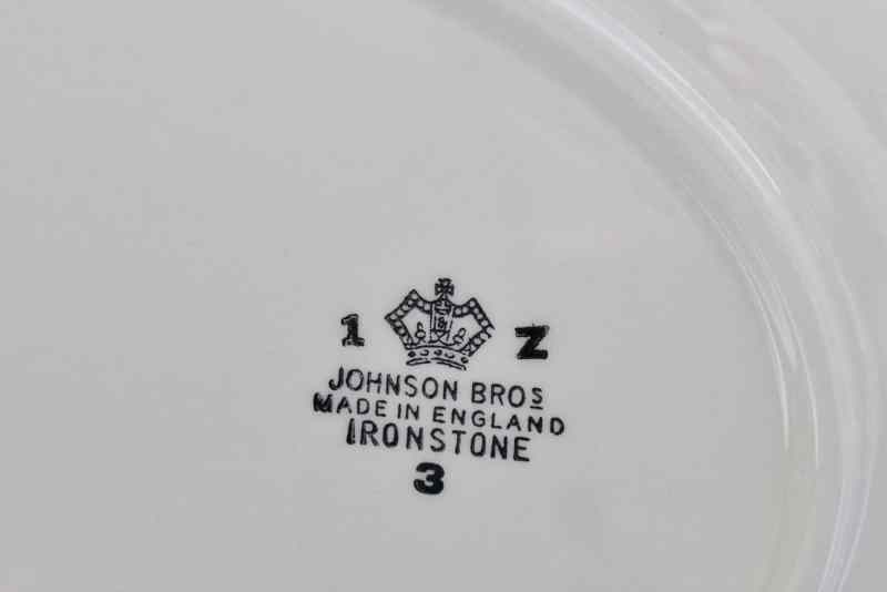 Johnson Bros. mark
