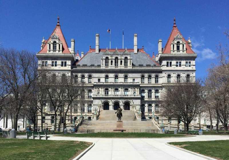 NYS Capitol building albany, ny