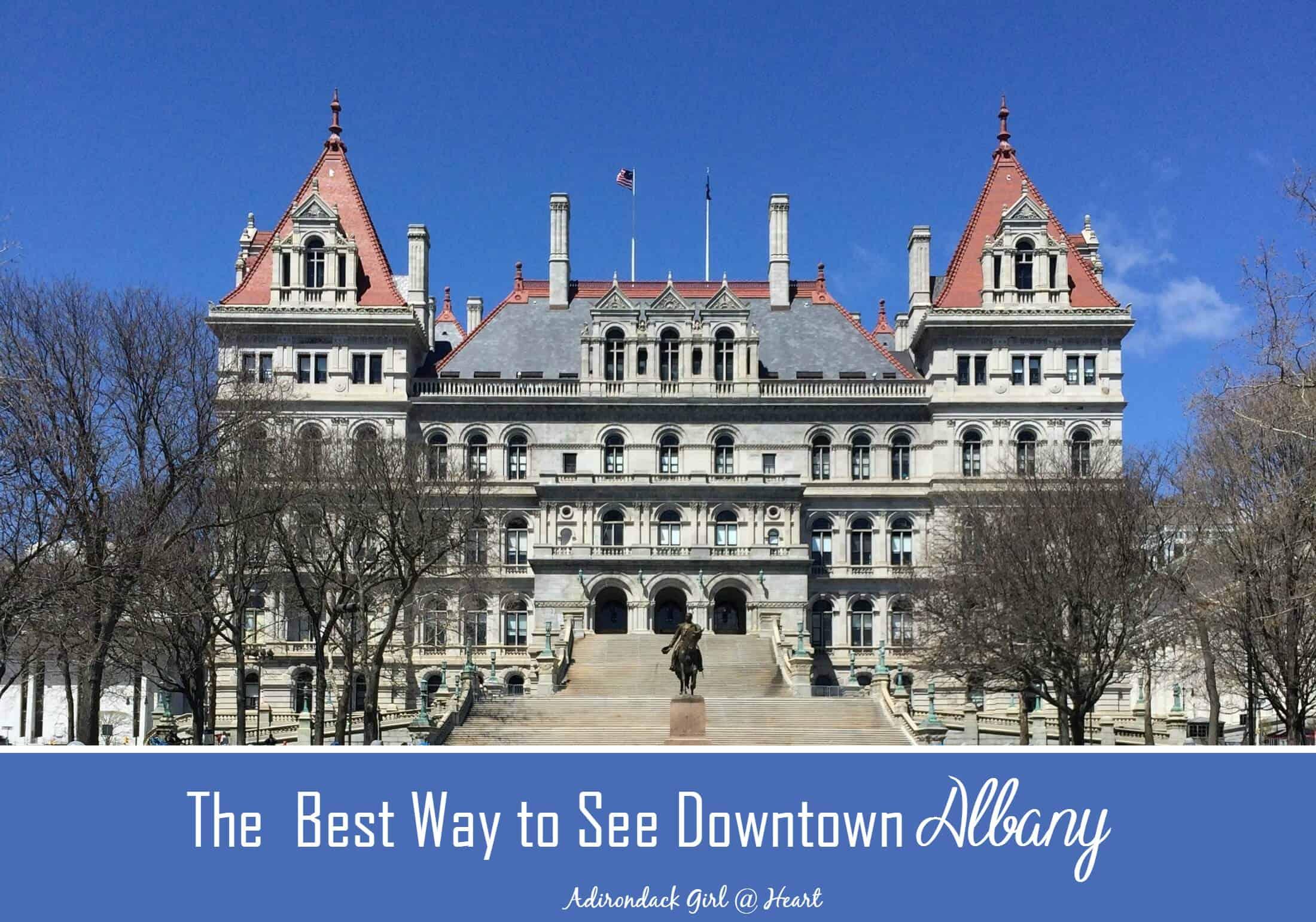NYS Capitol building Albany NY