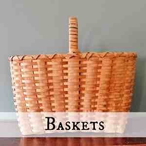 Antique & Vintage Basket Price Guide