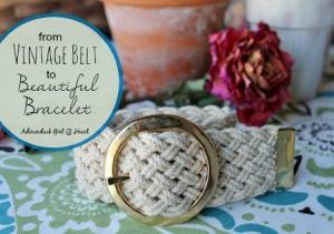 Vintage belt bracelet (500x333)cover - Copy