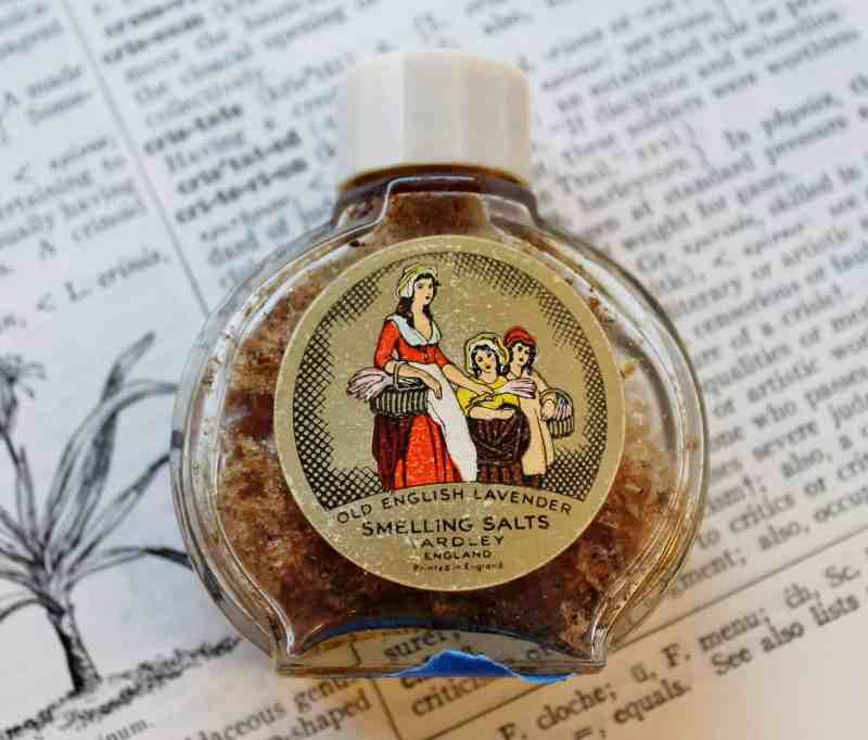 Vintage smelling salts