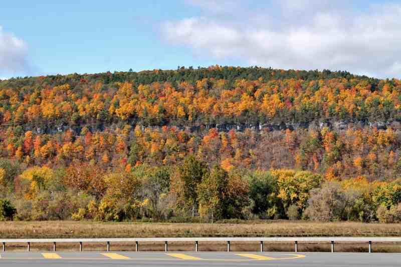 Ridge through Schoharie Adirondack Girl @ Heart