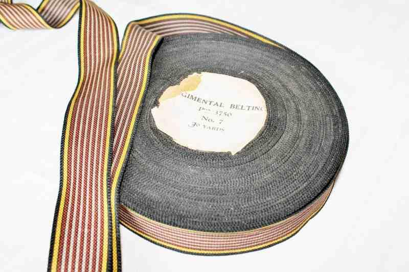 vintage belting for sale