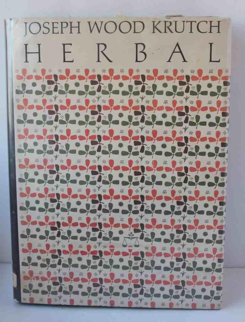 Herbal (book) by Joseph Wood Krutch