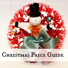 Christmas Price Guide button