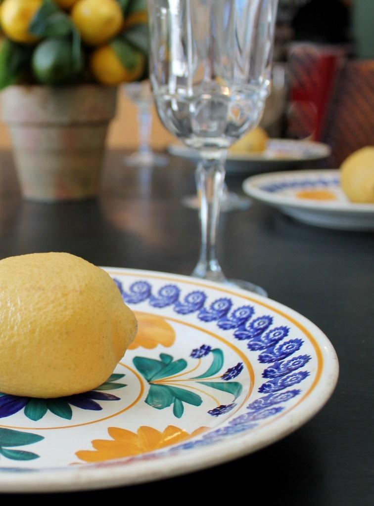 Antique Dutch Dinnerware