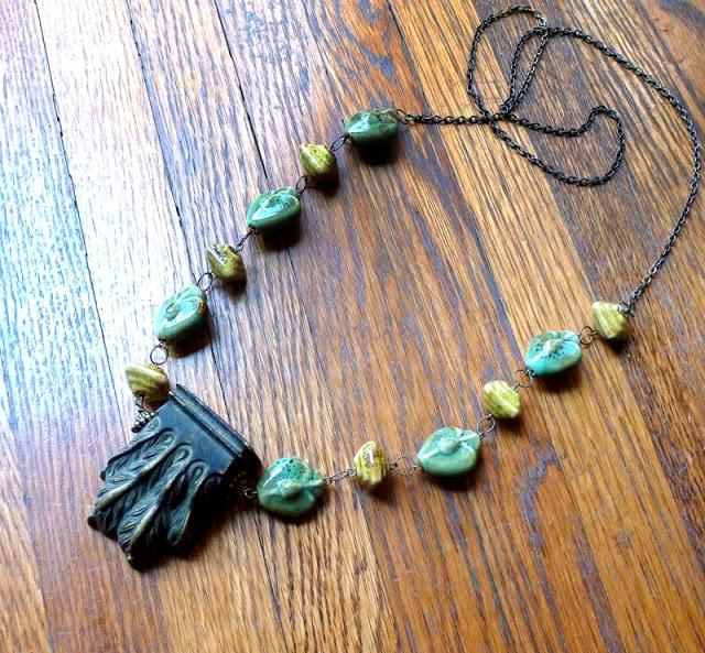 Mich L. in LA, Claw Foot Necklace #25