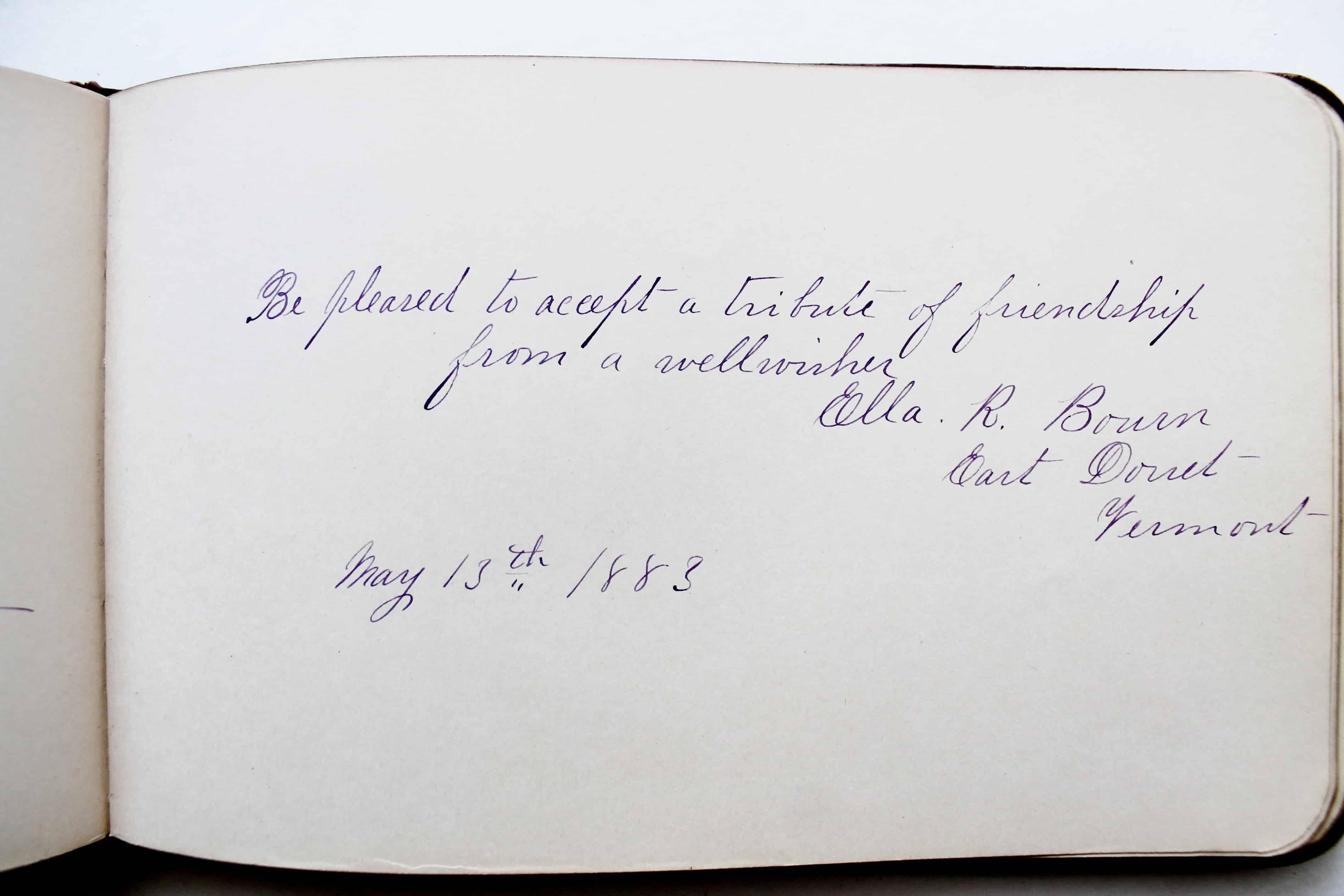 Antique autograph (7)