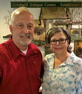 Gristmill Antique Center Bob & Diana