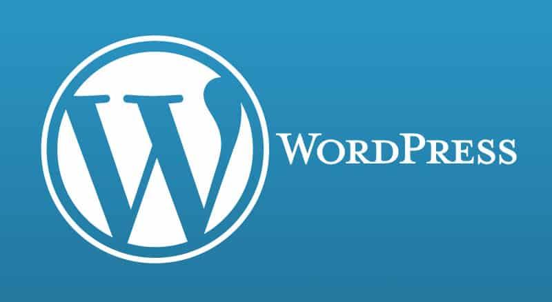 W-WordPress logo