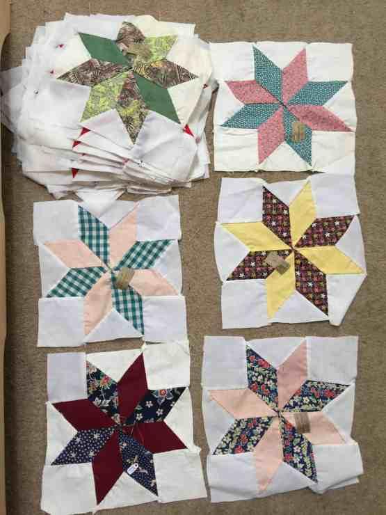 Melissa's quilt squares Cecilia's #35