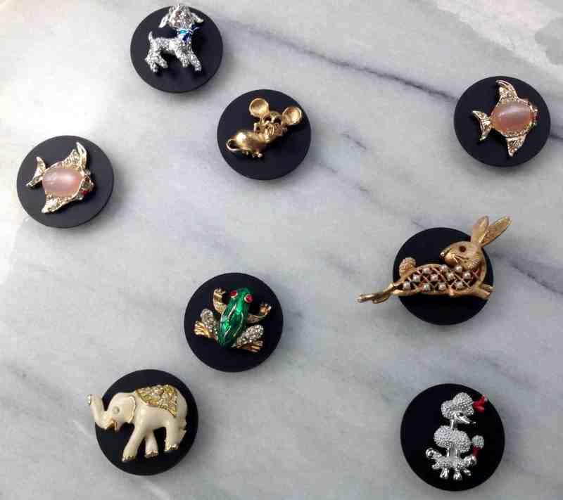 Animal Magnets at Ren Mermaid Cecilia's #37