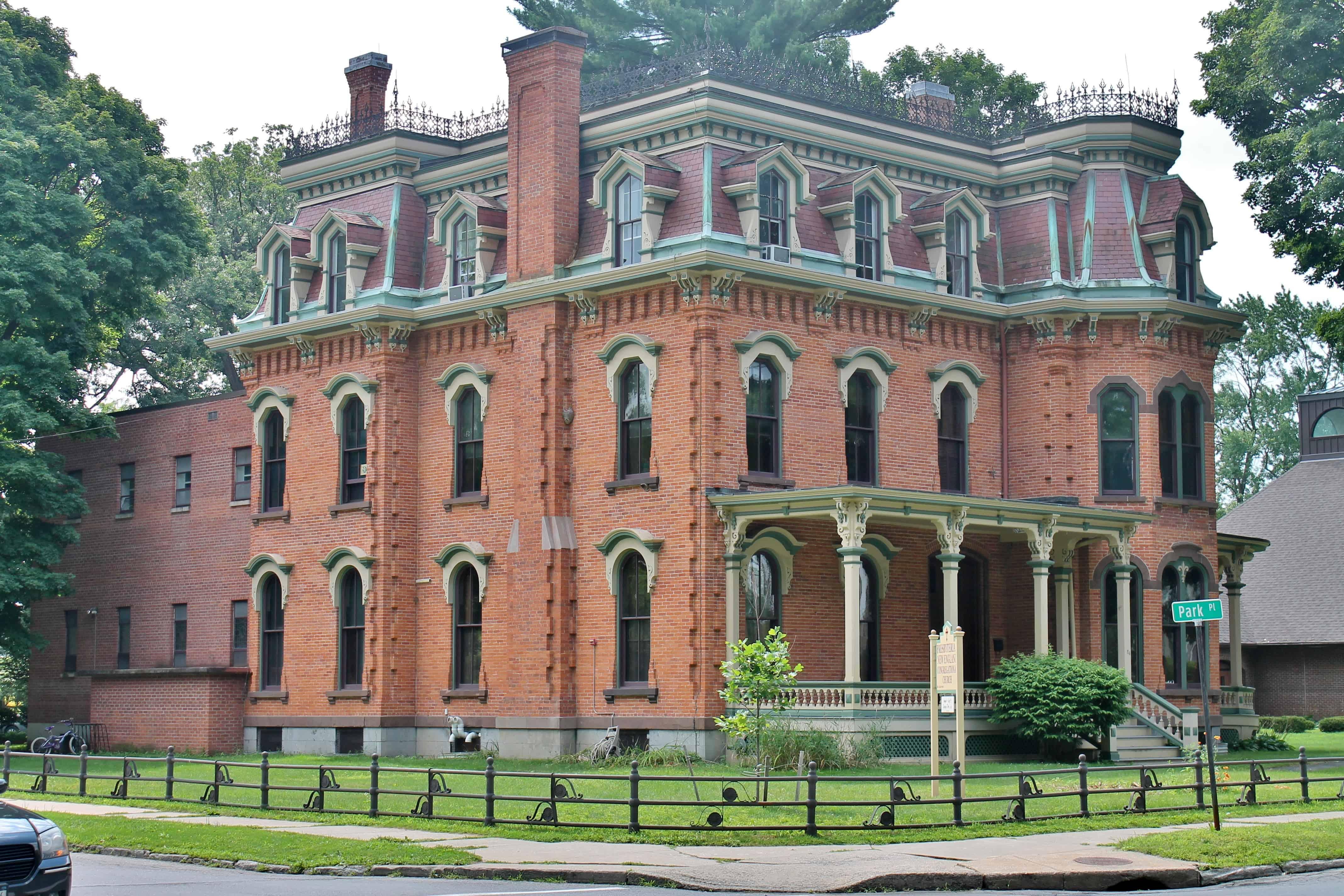 8 Saratoga Springs Mansion
