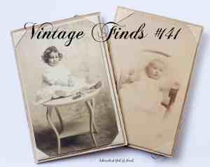 This Week's Vintage Finds #141