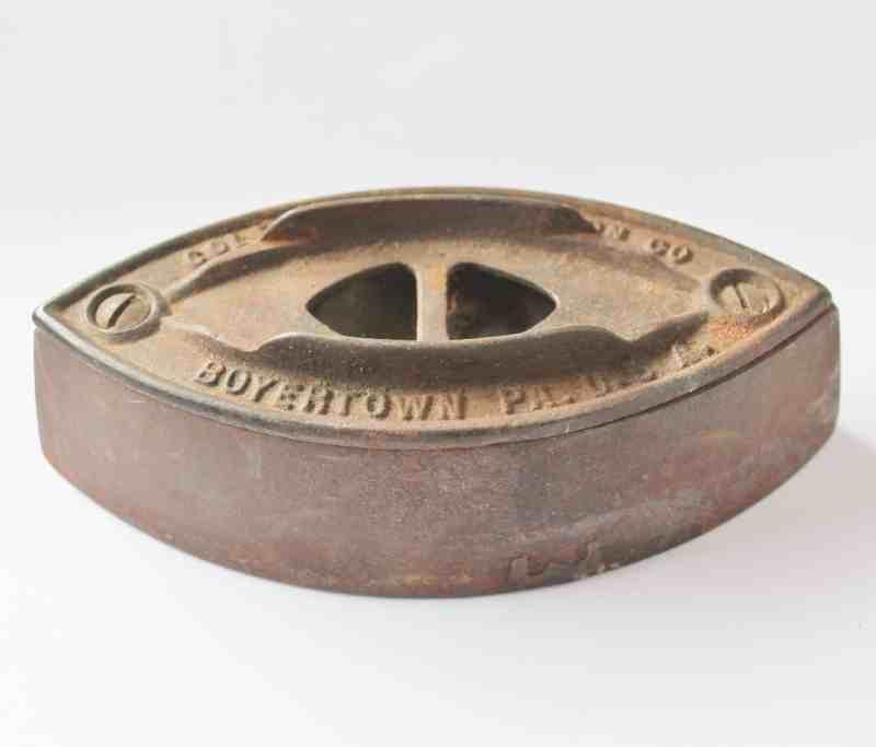 Vintage Sad Iron