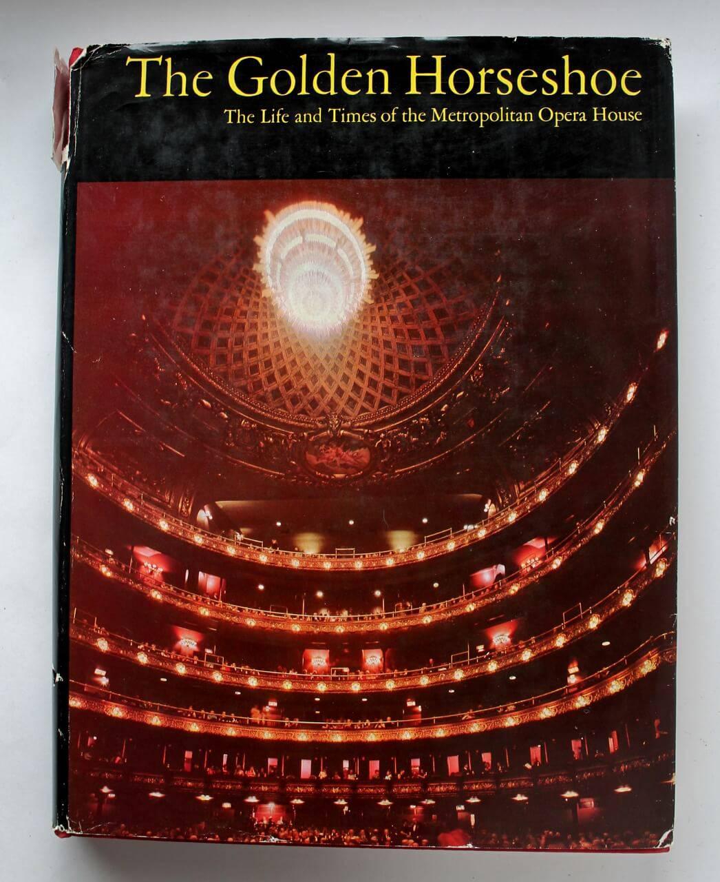 The Book, The Golden Horseshoe: The Metropolitan Opera House