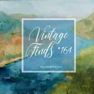 This Week's Vintage Finds #164