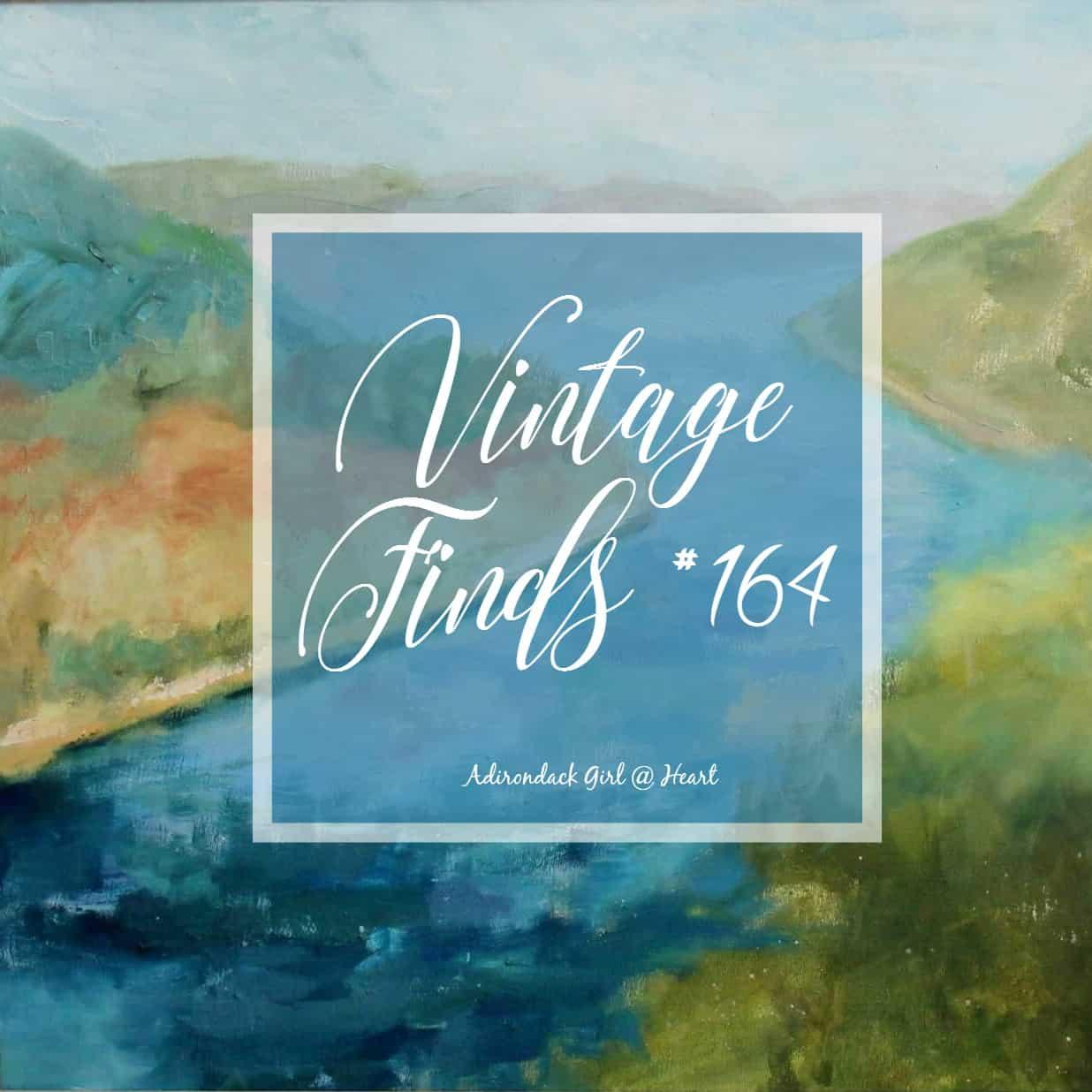 vintage finds #164