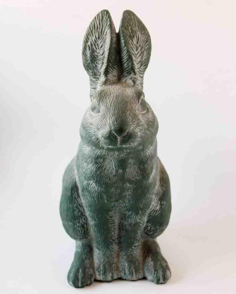 Resin Garden rabbit