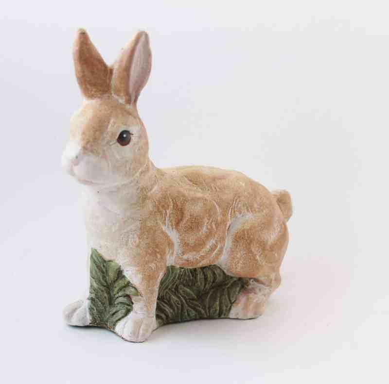 vintage ceramic bunny rabbit