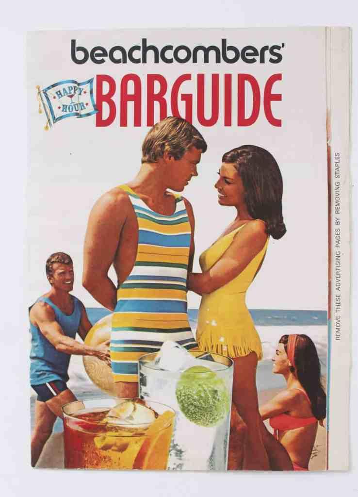 Vintage Beachcombers barguide