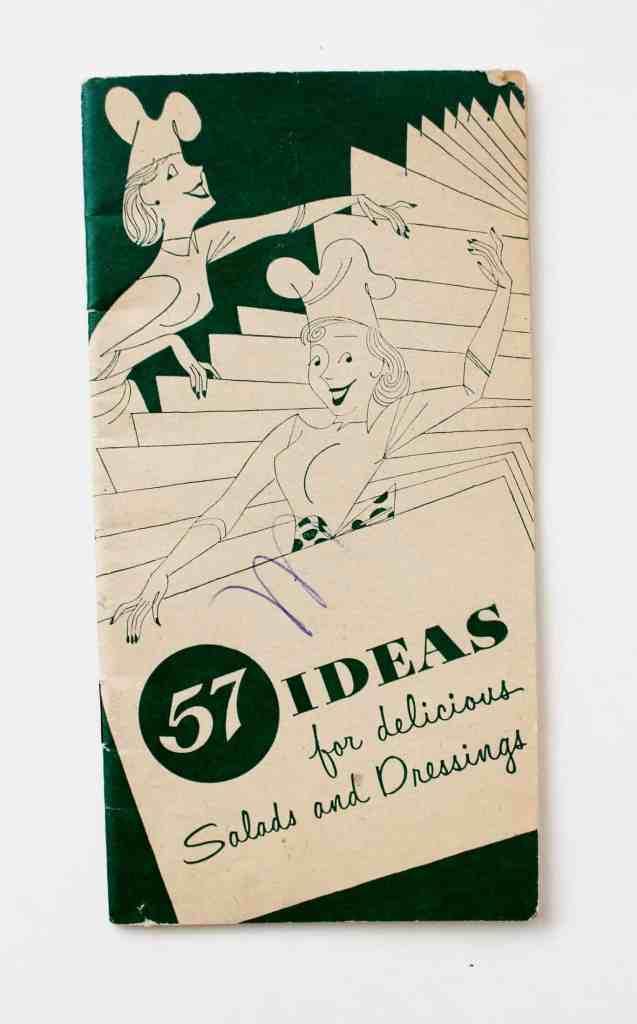 vintage heinz recipe booklet