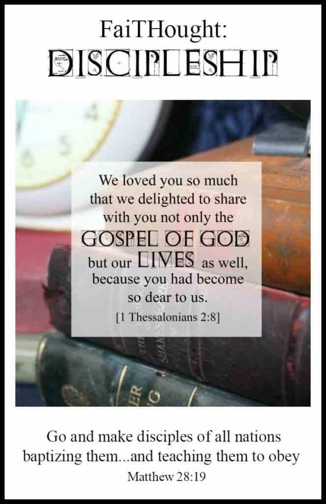 FaiTHought: Discipleship