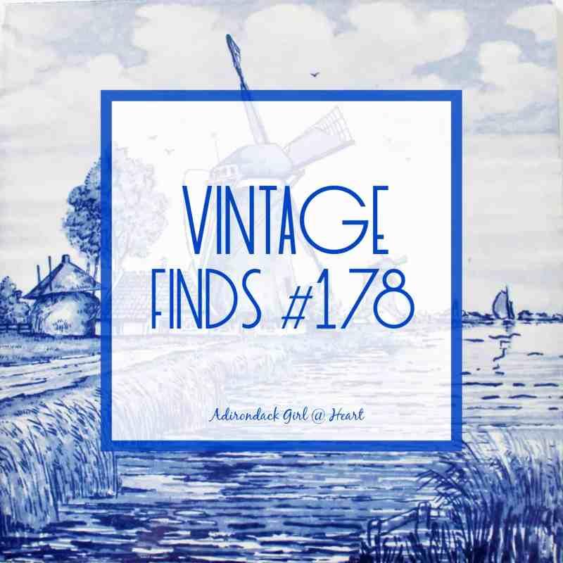 Vintage Finds #178