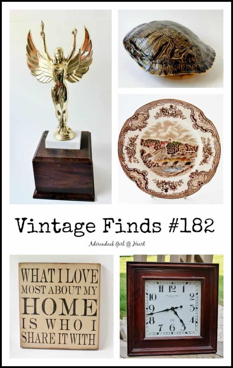 vintage finds #182 adirondackgirlatheart.com