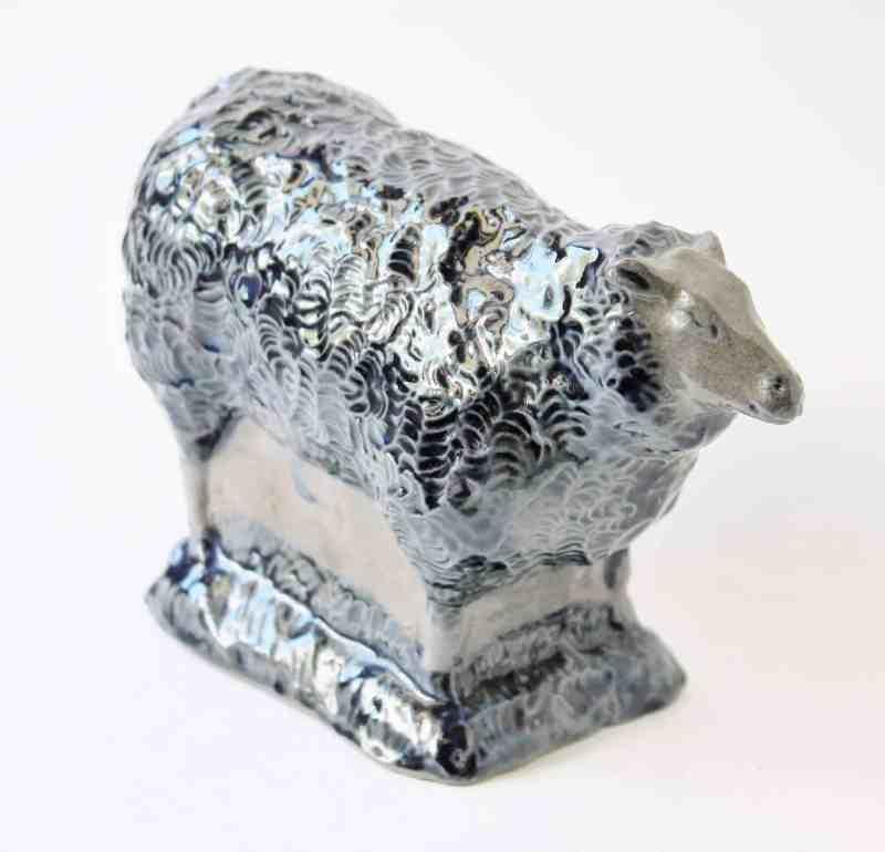 salt glazed sheep
