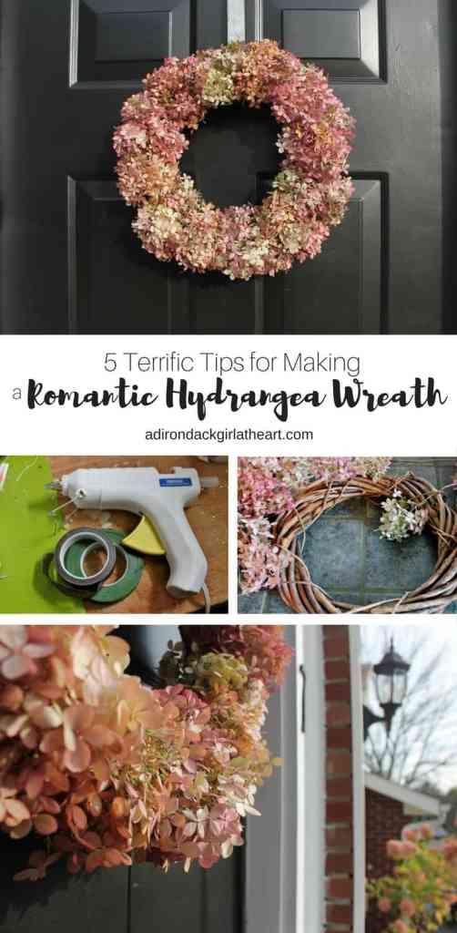 5 terrific tips for making a romantic wreath adirondackgirlatheart.com