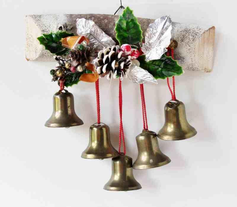 Vintage Christmas Bell decoration