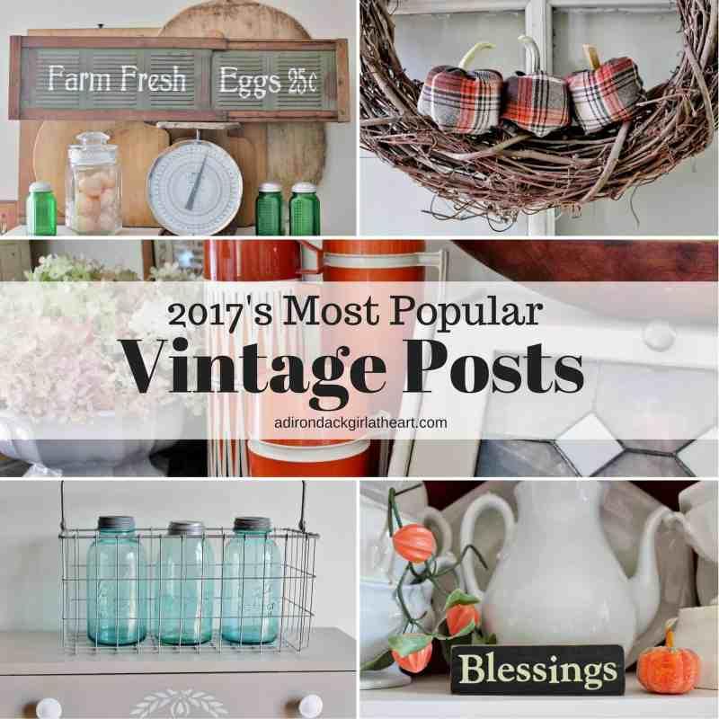 2017's most popular vintage posts