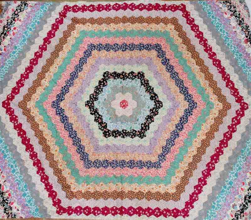 vintage 1930-40's quilt