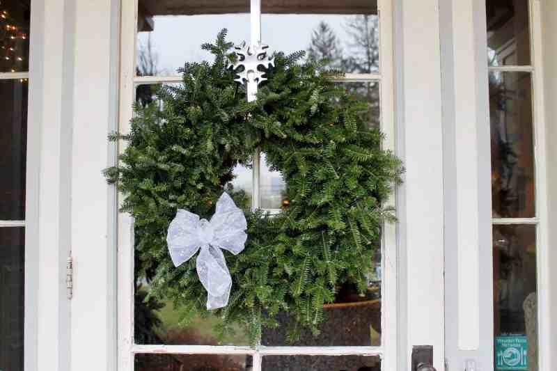 wreath at the arlington inn