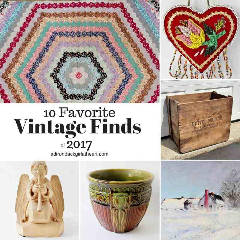 10 favorite vintage finds of 2017 adirondackgirlatheart.com