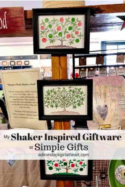 My Shaker Inspired Giftware at Simple Gifts adirondackgirlatheart.com (3)