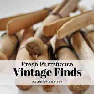 Fresh Farmhouse Vintage Finds
