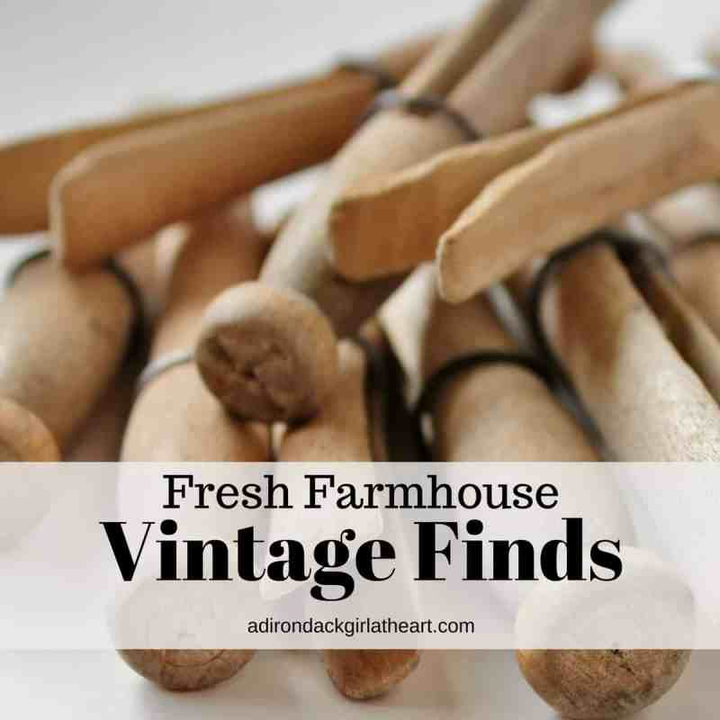 Fresh Farmhouse Vintage Finds adirondackgirlatheart.com