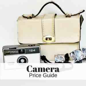 Camera price guide button