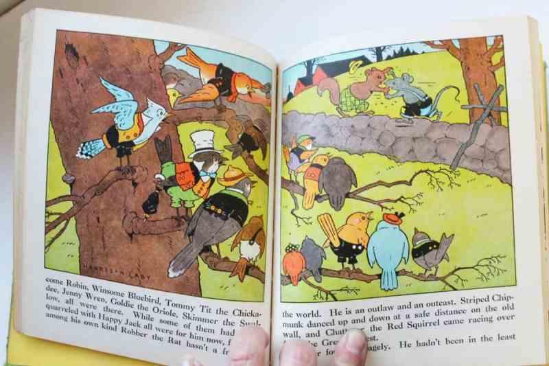 The Animal World of Thornton Burgess, 1961