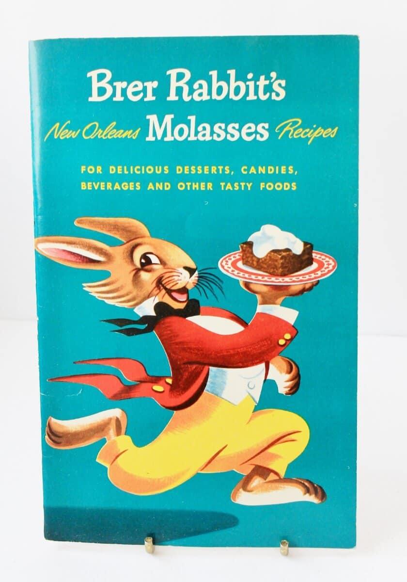 Vintage 1930s Brer Rabbit Molasses Cooking Pamphlet