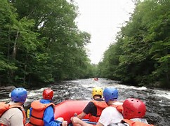Rafting continues into October