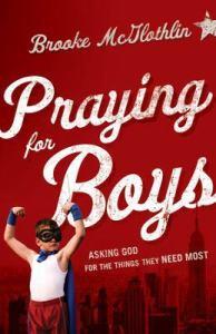 Praying for Boys Brooke McGlothlin Book Review