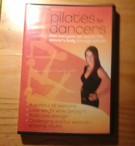 Pilates for Dancers DVD Beginners Review #pilatesdvd