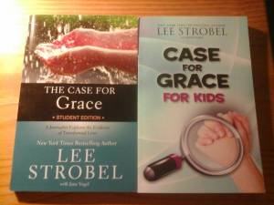 The Case for Grace ~ Student  & Kids Editions by Lee Strobel ~ Review