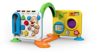 Fisher-Price Laugh and Learn Crawl-Around Learning Centre Review