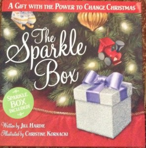 The Sparkle Box: A Gift with the Power to Change Christmas Book Review